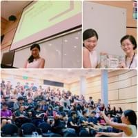 Science of Happiness and Laughter at Singapore Polytechnic (SP), May 2017