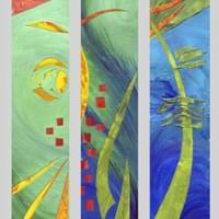 'Reconciliation and healing' triptych