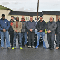 Close Protection training delivered to CALMS staff