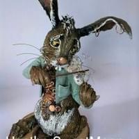 Hare on a G string
