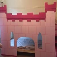 Princess Bunk Beds