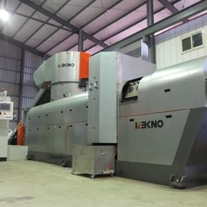 plastic recycling machine, super high capacity