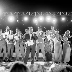 Event planning success- wedding performance