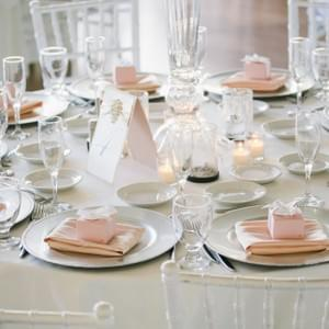 Events Boutique table design