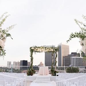Beverly Hills wedding, Events Boutique