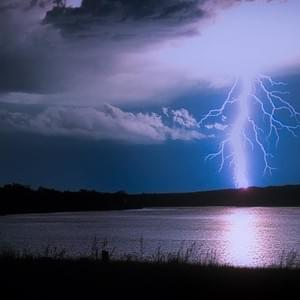 Lightning. One of Ronny's greatest fears.