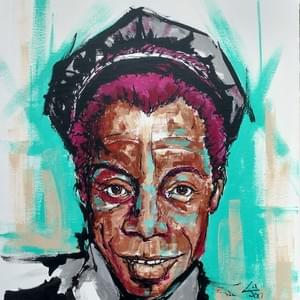 """James Baldwin"""