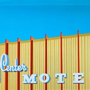 """City Center Motel, Long Beach"""