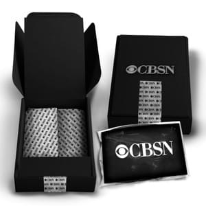Custom Gift Set w/Logo Tissue