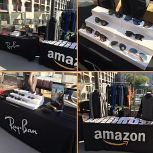 Amazon Sunglasses Fitting Event