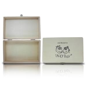 Custom Wooden Box for Tacky Box
