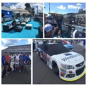 Windows 10 Nascar Event