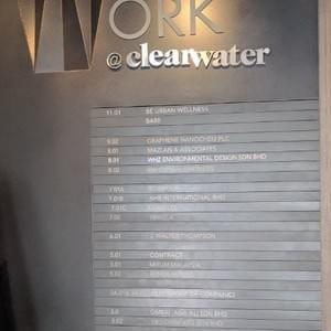 Work @ Clear Water Damansara Heights