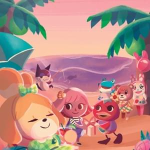 "my contribution to ""Share The Warmth"" an Animal Crossing charity zine"