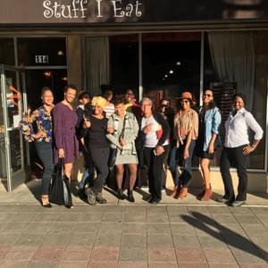 LA Black Vegan Social 1st Meetup @ Stuff I Eat