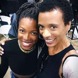 I had the pleasure of meeting one of my vegan inspirations, Sweet Potato Soul's Jenné Claiborne, while attending a VegFest on my birthday in Orange County.