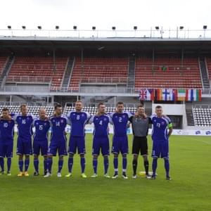 CZECH REPUBLIC - SLOVAKIA * 17th USPE European Police Championship Football Men 2018, Prague, Czech Republic