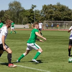 IRELAND - GERMANY * 17th USPE European Police Championship Football Men 2018, Prague, Czech Republic