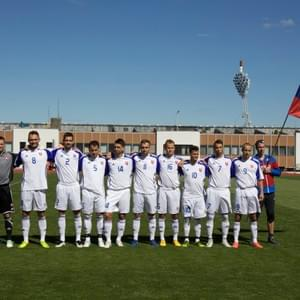 SLOVAKIA - UNITED KINGDOM * 17th USPE European Police Championship Football Men 2018, Prague, Czech Republic