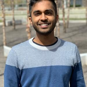 Shriram Chennakesavalu, Treasurer