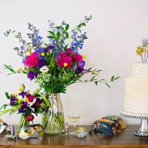 Anew Market - Floral + Event Styling, Photo Cred: Jen & Dayton Photography