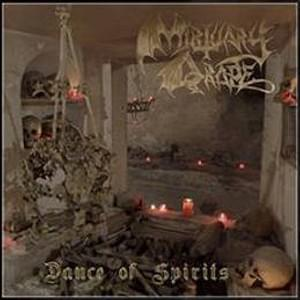 "Mortuary Drape ""Dance of Spirits"" split LP 12"""