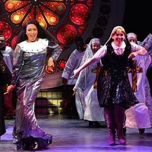 """Spread The Love Around"" - Regional Premiere of ""Sister Act"" at the Ogunquit Playhouse."