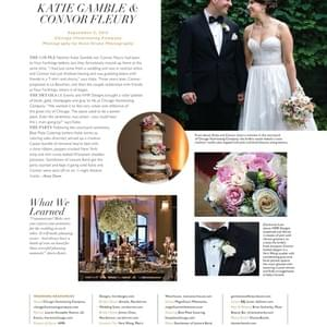 Modern Luxury Bridal Magazine