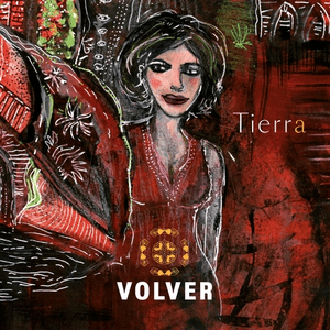 Graphic design- illustration de l'album de Volver Tierra