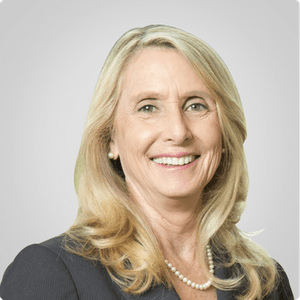 CONNIE BRENTON | Chairman, Corporate Legal Operations Consortium (CLOC) + Senior Director of Legal Operations, NetApp​