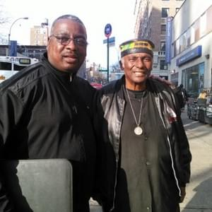 Kendrick ran into Dr. Leonard Jeffries, the International Executive Director of the Organization of Afro-American Unity, on Broadway in NYC.