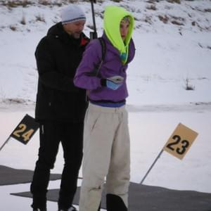 Arctic Winter Games Coach Tom Grenier has been one of Nome Nordic's and  WISA's greatest supporters throughout the years.