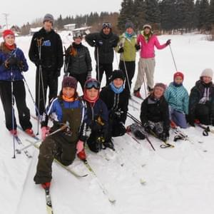 Two-time US Olympic skier Lars Flora has instructed Nome Nordic and WISA skiers at many clinics and camps.