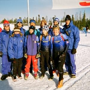 Three-time US Olympian Todd Boonstra, along with  Junior National Champion skier D'Anna Gibson, coached Emerson Conger at the 2008 Arctic Winter Games in Yellowknife, Northwest Territories, Canada