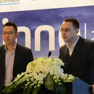 Pascal Coppens and Kurt Wang, Management Team Sinnolabs