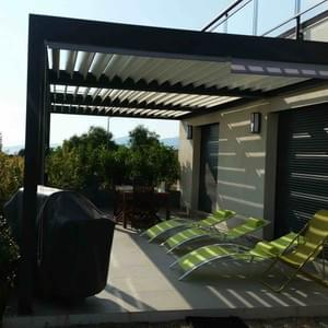 Pergola Bioclimatique Royan