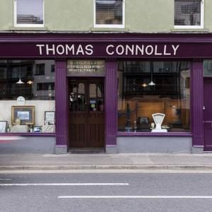 Thomas Connolly Sligo shop front