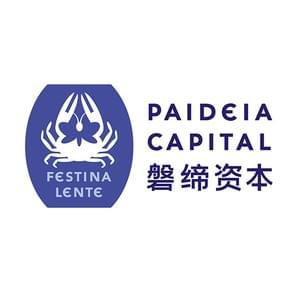 Logo and visual identity design for Paideia Capital, an investment and consultancy start-up company initiated by senior experts that specialises the beauty and cosmetics industry in China. 2016.