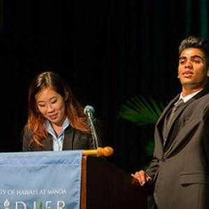Shidler College of Business - Business Night Emcee