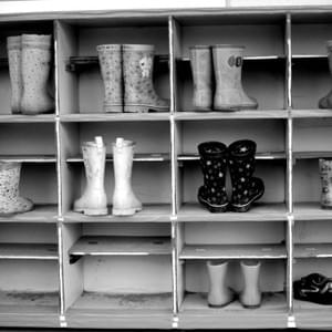 Rain boots sit outside of an elementary school in May, 2012, in Shinchimachi. Directly after the disaster Shinchimachi Residents were told to wear rain boots when they went outside to protect them for the radioactive ground. Maeda, Oe and Suzuki (2018) compared the Fukushima nuclear disaster to other natural disasters. The authors noted that the impact of trauma following manmade disaster is more chronic and continuous; psychological acceptance is more difficult; anger or disappointment is stronger; groundless rumors happen more frequently; stigma and self-stigma are more common; and the influence of media is stronger than cases of only natural disasters (p. 52). Tone and Stone (2014) suggest that the stigma and stress effects of the disaster might be more substantial than the physiological effects of radiation.