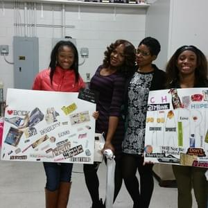 Vision Board Party with the Metropolitan All-Stars