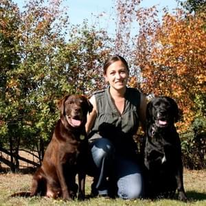 Certified Companion Animal Behaviorist & Professional Dog Trainer, Sara Levy-Taylor CPDT-KA