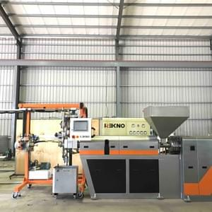 TPU recycling machine