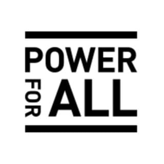 Oorja is proud to be a partner of Power for All