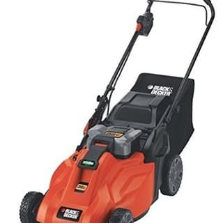Black & Decker mower