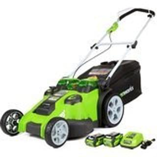 GreenWorks 25302 Twin Force G-MAX 40V Li-Ion 20-Inch