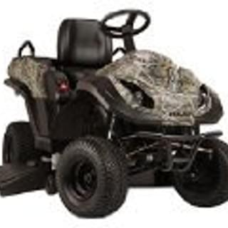 Raven MPV7100S Hybrid Riding Lawnmower Power Generator and Utility Vehicle Camouflage
