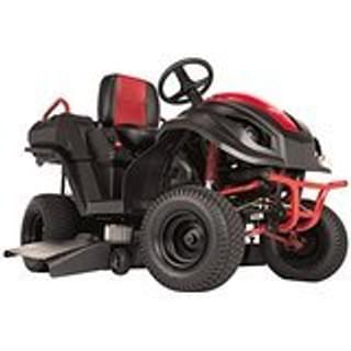 Raven MPV7100 Hybrid Riding Lawnmower Power Generator and Utility Vehicle Red-Black
