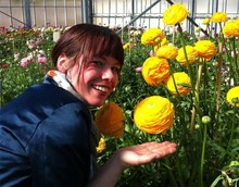 Pauline Bakkers, eigenaresse van Bloom