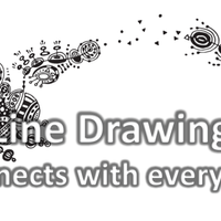 Line Drawing connects with everyone 2014